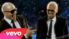 Pitbull 'International Love' music video