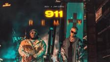 Sech '911 REMIX' music video