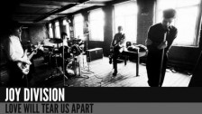 Joy Division 'Love Will Tear Us Apart' music video