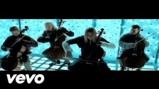 Apocalyptica 'Nothing Else Matters' music video