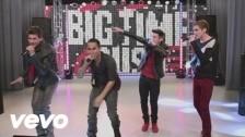Big Time Rush 'Like Nobody's Around' music video