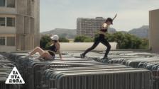 Priestess 'Amica pusher' music video