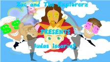 Zac and The Explorerz 'Judas Iscariot' music video