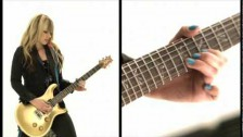 Orianthi 'Highly Strung' music video