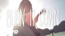 Ricki-Lee 'Burn It Down' music video
