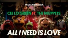 Cee-Lo Green 'All I Need Is Love' music video