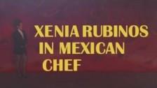 Xenia Rubinos 'Mexican Chef' music video