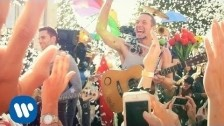Coldplay 'A Sky Full Of Stars' music video