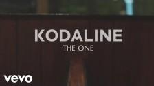Kodaline 'The One' music video