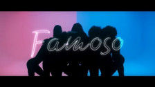 AlunaGeorge 'Famoso (Portuguese Remix)' music video