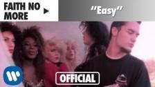 Faith No More 'Easy' music video