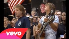 Bon Jovi 'America The Beautiful' music video