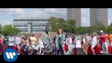Tinie Tempah 'Not Letting Go' music video