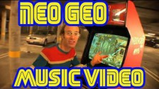 Keith Apicary 'Neo Geo Song' music video