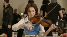 Lindsey Stirling 'Beauty and the Beast' music video