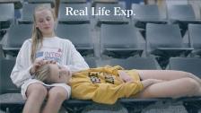 Lindstrøm 'Real Life Exp.' music video