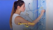 Factory Floor 'Ya' music video