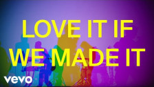 The 1975 'Love It If We Made It' music video