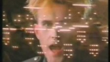 Howard Jones 'No One Is To Blame' music video