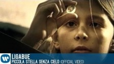 Ligabue 'Piccola stella senza cielo' music video