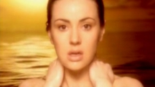 Tina Arena 'Burn' music video