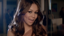 Rebecca Ferguson 'Glitter & Gold' music video