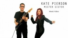 Kate Pierson 'Mister Sister' music video