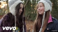 Connie Talbot 'Count On Me' music video