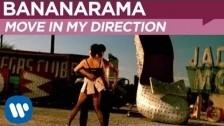 Bananarama 'Move In My Direction' music video