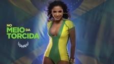 Anitta 'No Meio da Torcida' music video