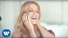 Kylie Minogue 'Every Day's Like Christmas' music video