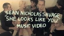 Sean Nicholas Savage 'She Looks Like You' music video