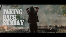 Taking Back Sunday 'Better Homes And Gardens' music video