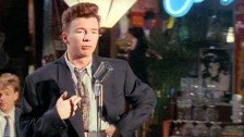 Rick Astley 'She Wants To Dance With Me' music video