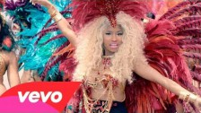 Nicki Minaj 'Pound The Alarm' music video