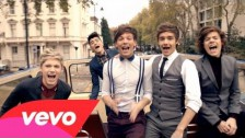 One Direction 'One Thing' music video