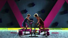 Koan Sound '80s Fitness' music video