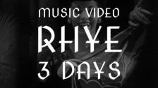 Rhye '3 Days' music video
