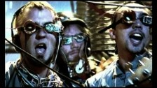Regurgitator 'Bong In My Eye' music video