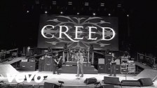Creed 'Overcome' music video