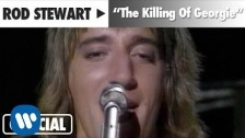 Rod Stewart 'The Killing Of Georgie' music video