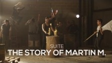 Suite 'The story of Martin M' music video