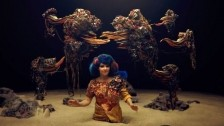 Björk 'Mutual Core' music video