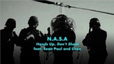 N.A.S.A. (4) 'Hands Up, Don't Shoot!' music video