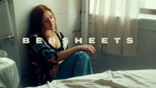 Olivia Lunny 'Bedsheets' music video