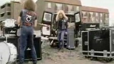 Twisted Sister 'You Can't Stop Rock N Roll' music video