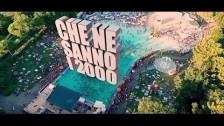 Gabry Ponte 'Che ne sanno i 2000' music video
