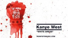 Kanye West 'White Dress' music video