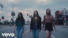 Haim 'Want You Back' music video