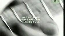Van Halen 'Right now' music video